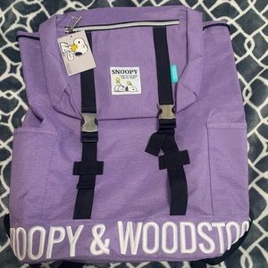 Snoopy & Woodstock Backpack